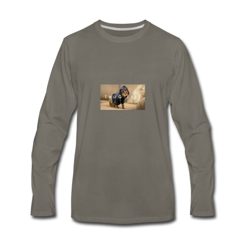 mycat - Men's Premium Long Sleeve T-Shirt