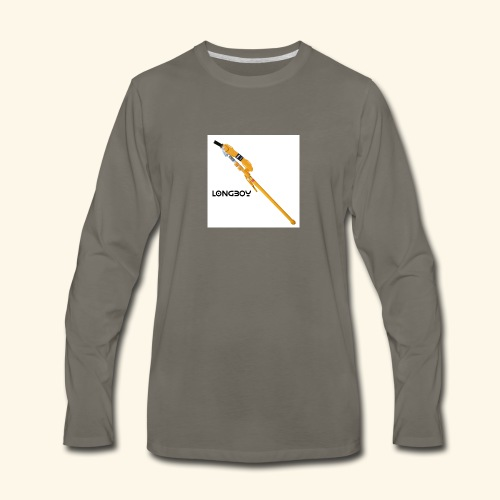 Longboy - Men's Premium Long Sleeve T-Shirt