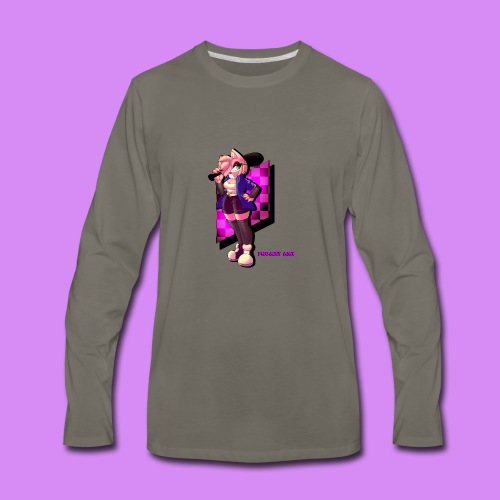 Project Amy : Chilled - Men's Premium Long Sleeve T-Shirt