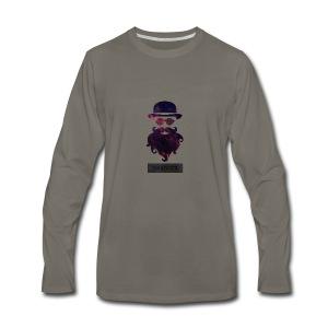 SWAGGER- Beard Swagg - Men's Premium Long Sleeve T-Shirt