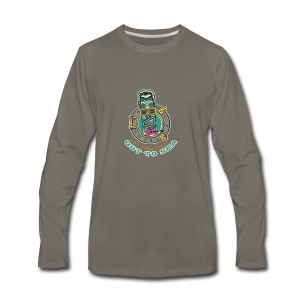 Rock and Roll Luau II - Men's Premium Long Sleeve T-Shirt