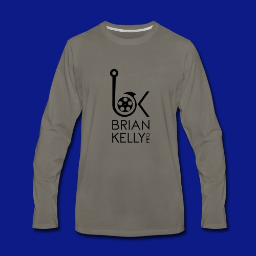 Brian Kelly PRO. - Men's Premium Long Sleeve T-Shirt