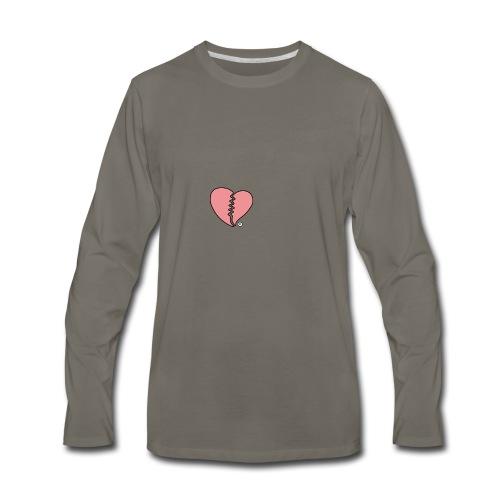 Heartbreak - Men's Premium Long Sleeve T-Shirt