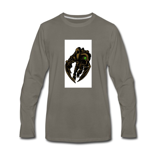 Song Bird - Men's Premium Long Sleeve T-Shirt