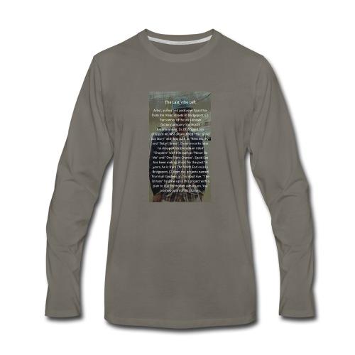 Online Store - Men's Premium Long Sleeve T-Shirt