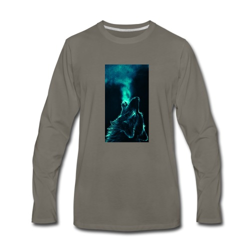Jacob and carson new merch - Men's Premium Long Sleeve T-Shirt