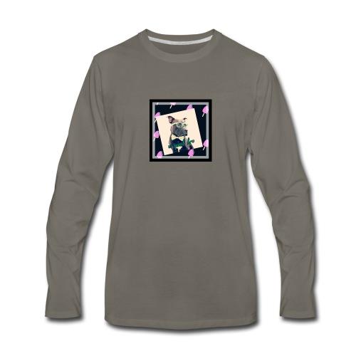 U good bro - Men's Premium Long Sleeve T-Shirt