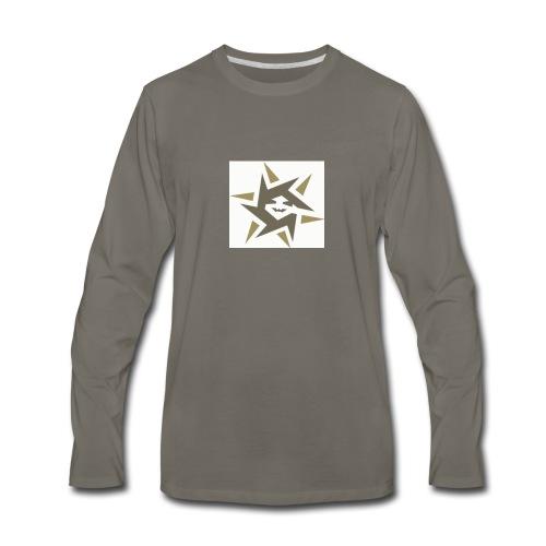The ninja zone - Men's Premium Long Sleeve T-Shirt