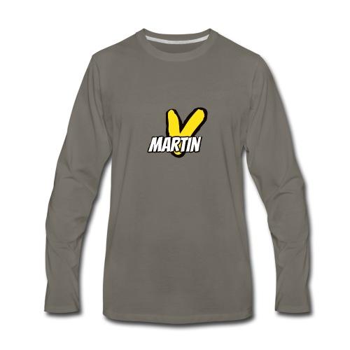 Martin V - Men's Premium Long Sleeve T-Shirt