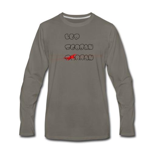lep zgodan plodan maja - Men's Premium Long Sleeve T-Shirt
