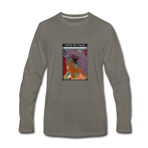 NAVICAN pride - Men's Premium Long Sleeve T-Shirt