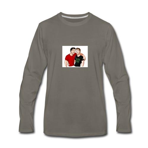 Septiplier Clothes - Men's Premium Long Sleeve T-Shirt