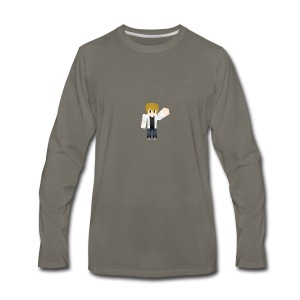 Mini Seguy - Men's Premium Long Sleeve T-Shirt