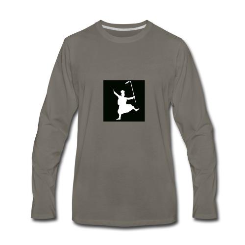 Bhangra ON! - Men's Premium Long Sleeve T-Shirt