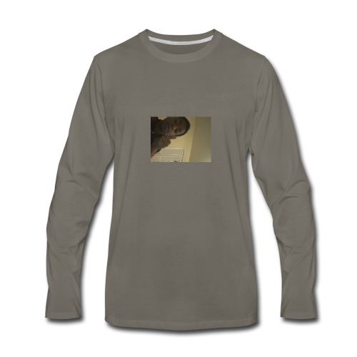 Jesiah cash shirts - Men's Premium Long Sleeve T-Shirt