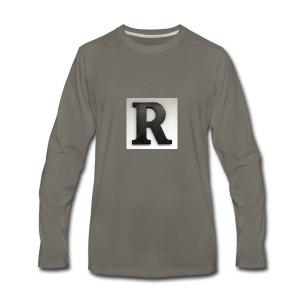 UPrun - T-shirt Premium à manches longues pour hommes