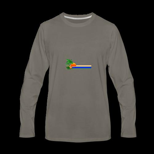 Paradise - Men's Premium Long Sleeve T-Shirt