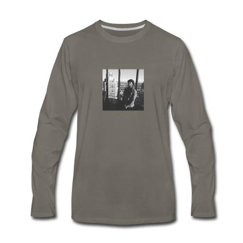 Eli Sway Goals merchandise - Men's Premium Long Sleeve T-Shirt