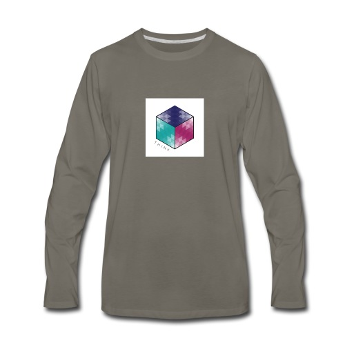 Think outside of the box tee 2.0 - Men's Premium Long Sleeve T-Shirt