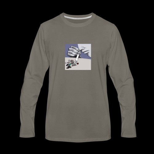 Need for Speed - Men's Premium Long Sleeve T-Shirt