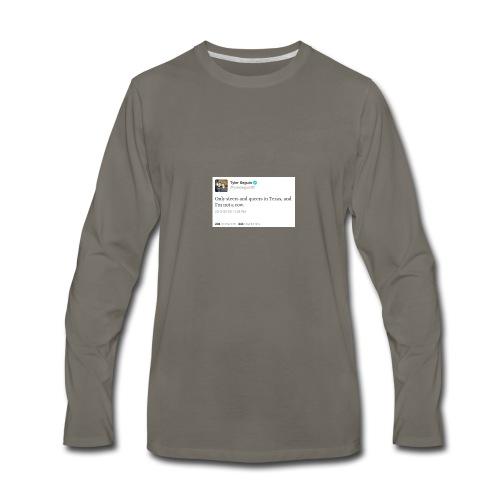 Steers and Queers - Men's Premium Long Sleeve T-Shirt
