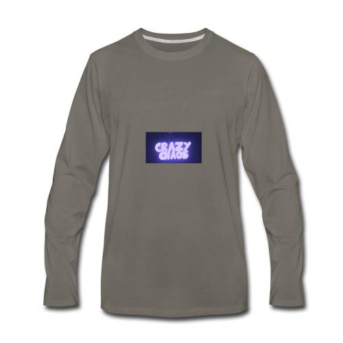 design - Men's Premium Long Sleeve T-Shirt