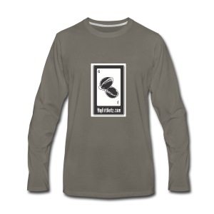 Big Fat Nutz - Men's Premium Long Sleeve T-Shirt