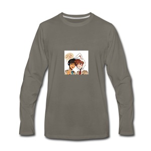 Samgladiator Helping Product - Men's Premium Long Sleeve T-Shirt