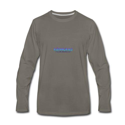 KännukaLogo - Men's Premium Long Sleeve T-Shirt