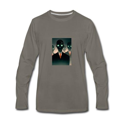 bladearmy2 - Men's Premium Long Sleeve T-Shirt