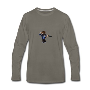 Sweater - Men's Premium Long Sleeve T-Shirt