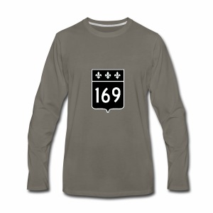 Highway 169 - Men's Premium Long Sleeve T-Shirt