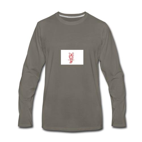 captins3 design - Men's Premium Long Sleeve T-Shirt