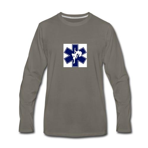 Hooker SOL - Men's Premium Long Sleeve T-Shirt