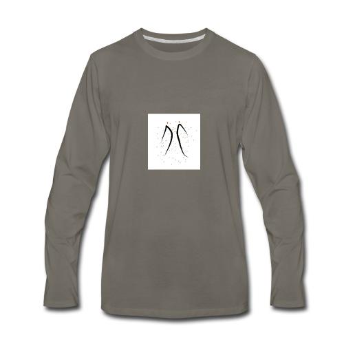 Newly wedded - Men's Premium Long Sleeve T-Shirt