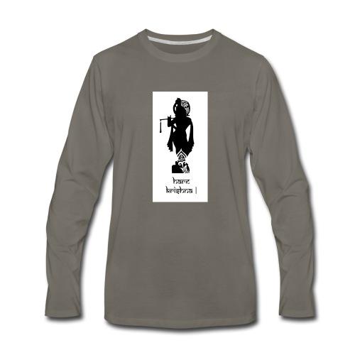 Krishna Consciousness - Men's Premium Long Sleeve T-Shirt