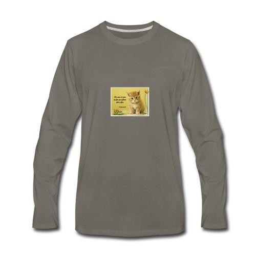 Frase - Men's Premium Long Sleeve T-Shirt