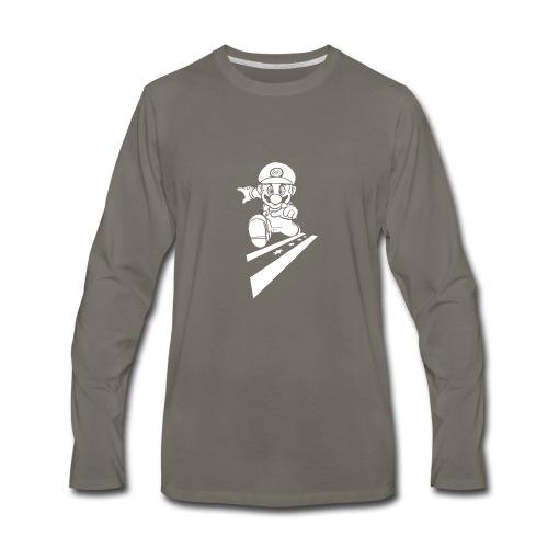 super1 - Men's Premium Long Sleeve T-Shirt