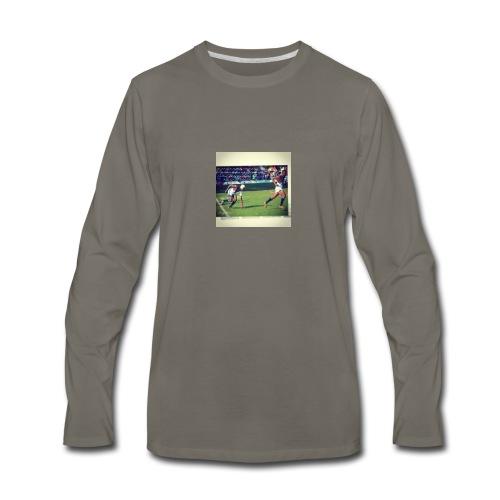 Memories - Men's Premium Long Sleeve T-Shirt