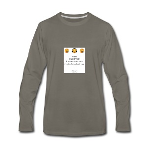 Phone Case! - Men's Premium Long Sleeve T-Shirt