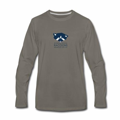 Roosevelt Racoons FTW! - Men's Premium Long Sleeve T-Shirt