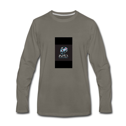 SugarSkull - Men's Premium Long Sleeve T-Shirt