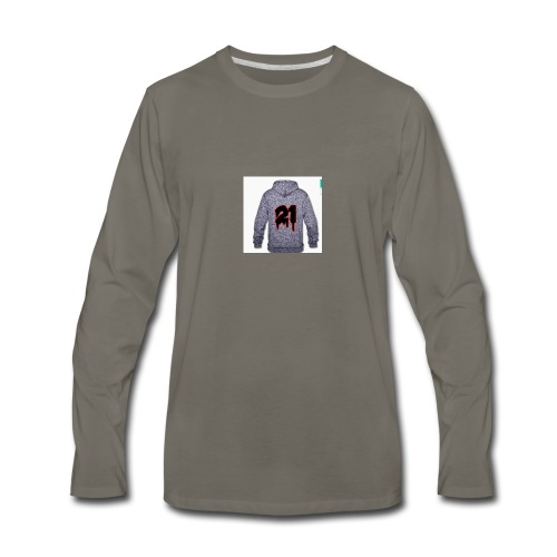 NFTS 21 - Men's Premium Long Sleeve T-Shirt