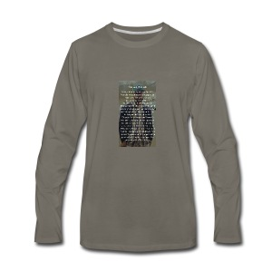 Online Store - Men's Premium Long Sleeve T-Shirt
