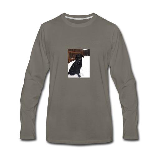 dog2 - Men's Premium Long Sleeve T-Shirt