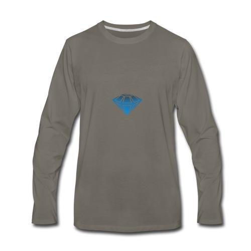 Diamond Smurf - Men's Premium Long Sleeve T-Shirt