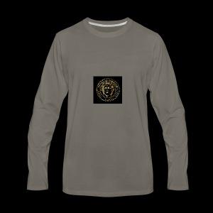 CAESAR GOLD1 - Men's Premium Long Sleeve T-Shirt