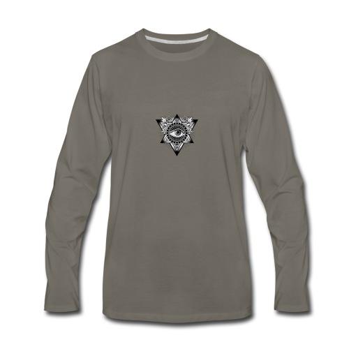 Jax - Eye - Men's Premium Long Sleeve T-Shirt