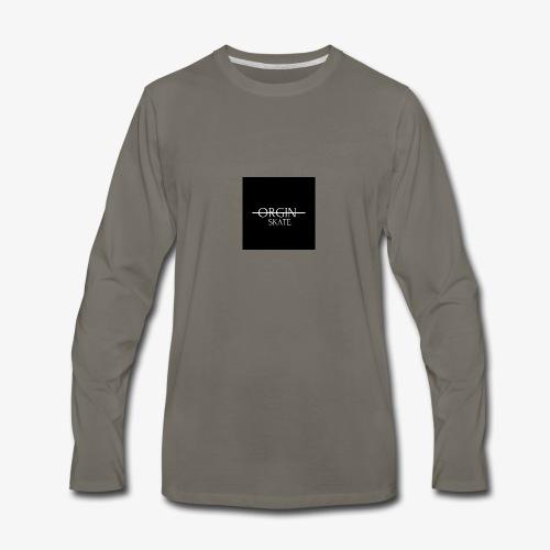 ORGIN SKATE CO. - Men's Premium Long Sleeve T-Shirt