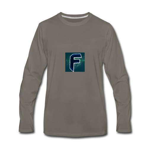 My New Logo Shirt - Men's Premium Long Sleeve T-Shirt